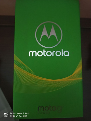 Moto G7 Power 32gb - Foto 2