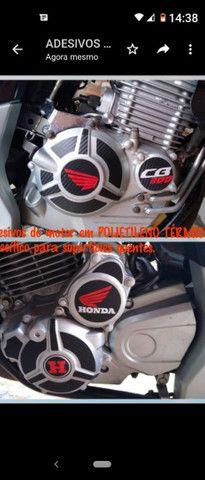 Ades. refletivos de varios modelos de motos  - Foto 5