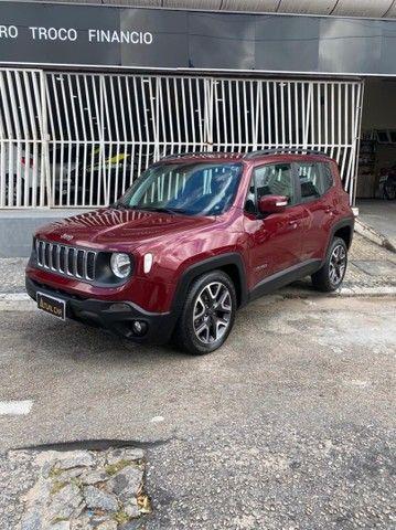 Vendo Jeep Renegade Longitude 2019 1.8 Flex Automático 6 marchas (Carro Extra) - Foto 8