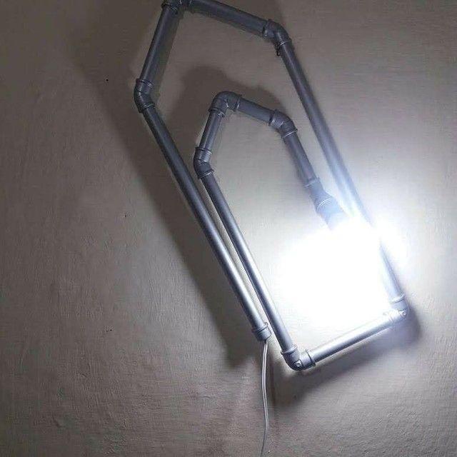 Luminárias em pvc - Foto 4
