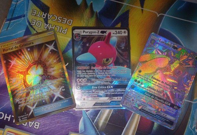 400+ cartas pokemon 3 ultra raras é ainda mais!!!