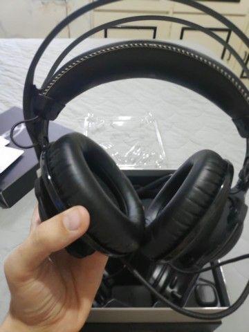 Hyper X Cloud Revolver - Fone de Ouvido / Headphone / Headset - Foto 4