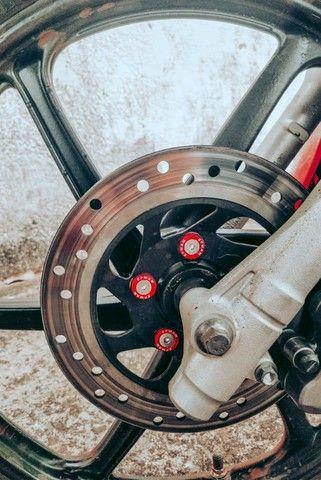 Kit De 4 Arruela Billet Universal Com Parafuso M6 E.P.M.A.N