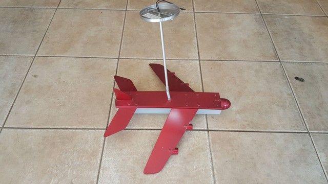 Lustre modelo avião  - Foto 6