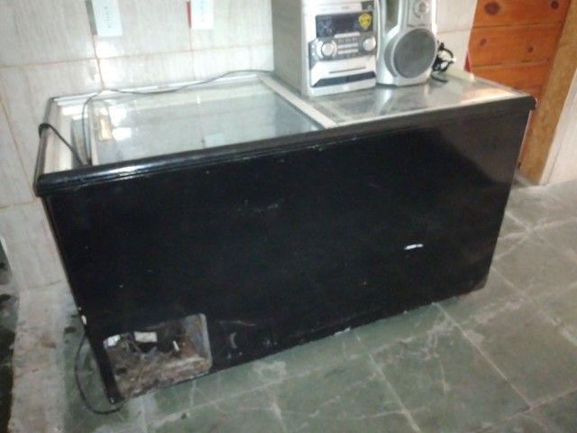 Motor avulso e  freezer 2 portas  - Foto 3