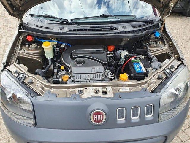 Fiat UNO WAY 1.0 8V FLEX 4P MEC. - Foto 17