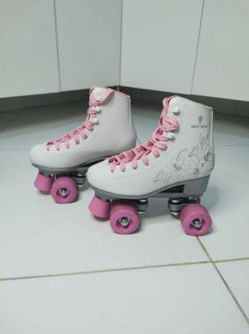 Vendo patins USADO - Foto 2