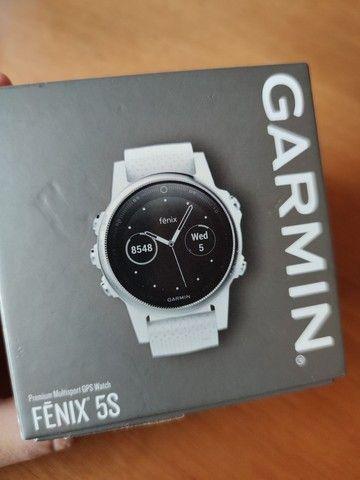 Relógio Garmin Fênix 5S