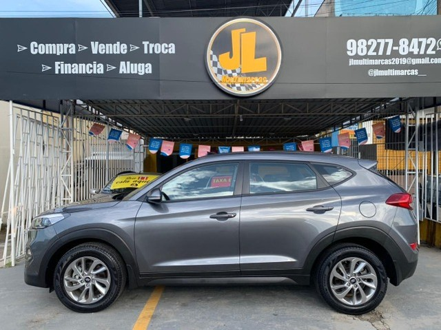 ? Hyundai Tucson GLS 1.6 Turbo Ano 19/20 - Foto 4