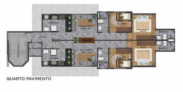 Apartamento à venda com 2 dormitórios em Anchieta, Belo horizonte cod:701011 - Foto 4