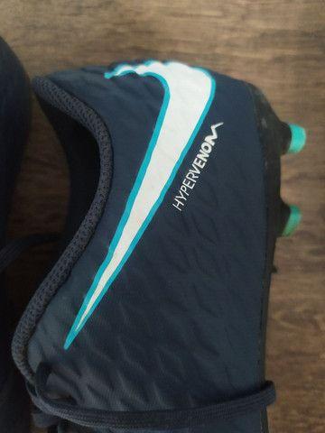 Chuteira Nike Hypervenon n° 38 - Foto 2