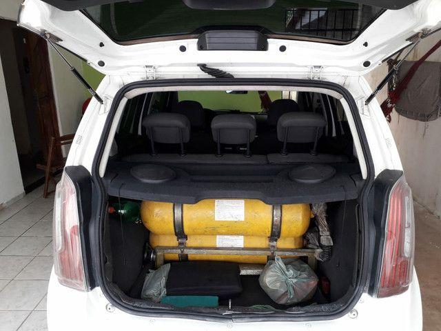 Fiat Idea 1.4 attractive completo  flex gnv 2012  - Foto 11