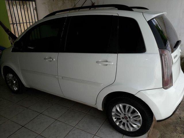 Fiat Idea 1.4 attractive completo  flex gnv 2012  - Foto 3