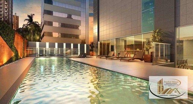 Apartamento com 4 dormitórios à venda, 175 m² por R$ 2.995.000,00 - Santo Agostinho - Belo - Foto 11