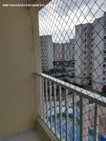 Apartamento para Venda em Lauro de Freitas, Buraquinho, 3 dormitórios, 1 suíte, 2 banheiro - Foto 10