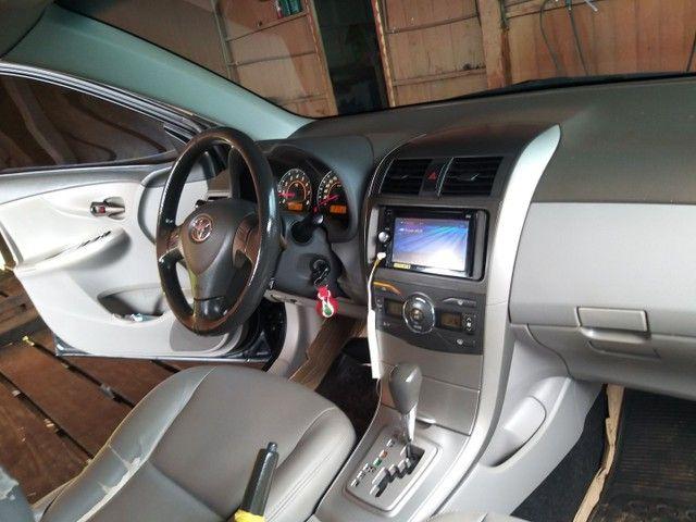 Toyota Corolla XEI 2009 Automático  - Foto 6