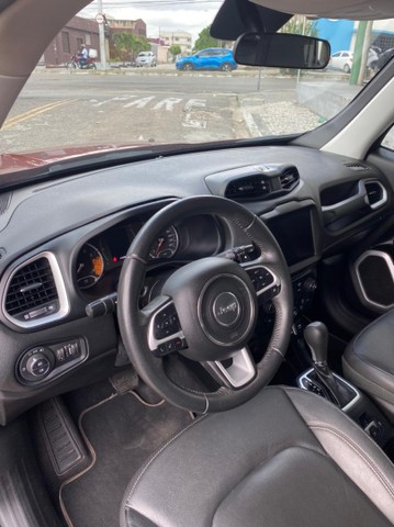 Vendo Jeep Renegade Longitude 2019 1.8 Flex Automático 6 marchas (Carro Extra) - Foto 10