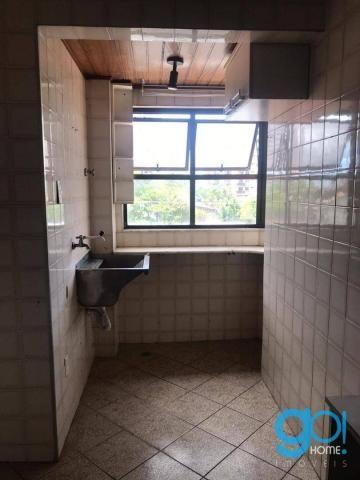 Apartamento com 3 dormitórios à venda, 140 m² por R$ 550.000,00 - Batista Campos - Belém/P - Foto 11