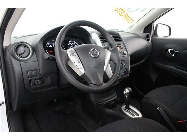 Nissan Versa XTronic SV 1.6 16v Flex - Foto 8