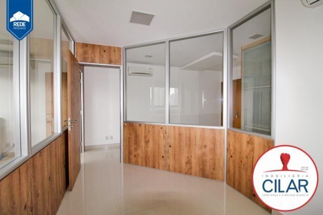 Escritório para alugar em Cabral, Curitiba cod:05587.002 - Foto 11