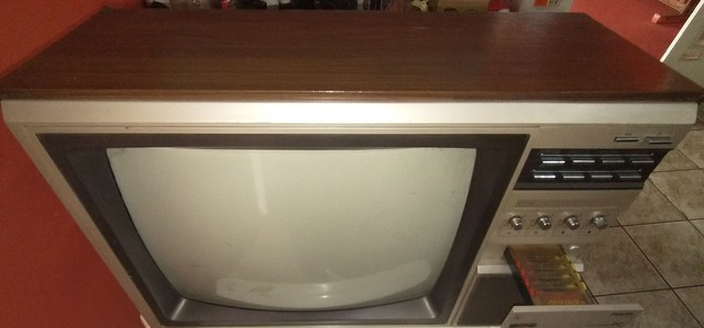 Tv Philips Antiga - Foto 3