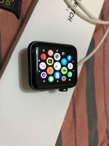 Vendo Apple Watch série 3 - impecável  - Foto 2