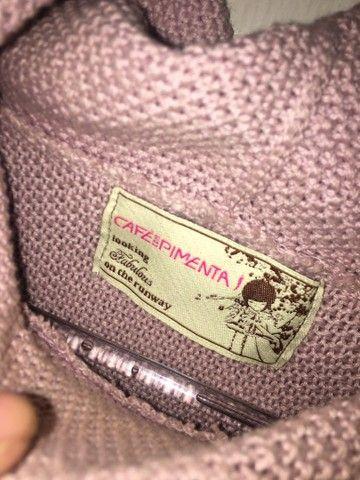 Vest Legguing de Lã - temos aqui na Brechó Boutique Márcia Elisa  - Foto 6