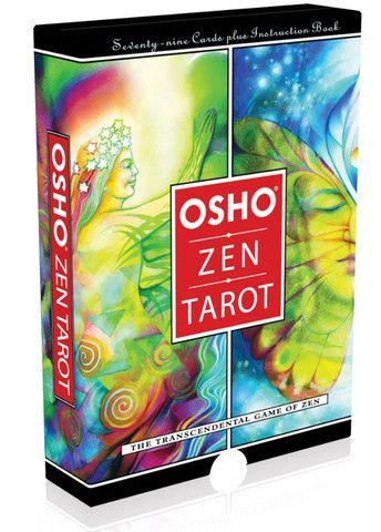 Tarot Zen Osho Completo Novo Lacrado Caruaru PE - Foto 2