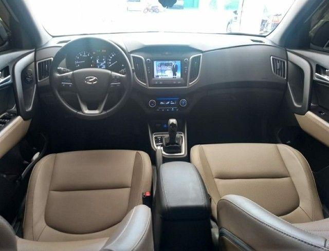 Hyundai Creta 1.6 16V FLEX LIMITED AUTOMÁTICO 2021 4P - Foto 8