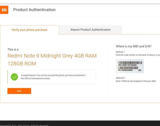 Xiaomi Redmi Note 9 128GB Novo, Lacrado e com Garantia - Foto 4