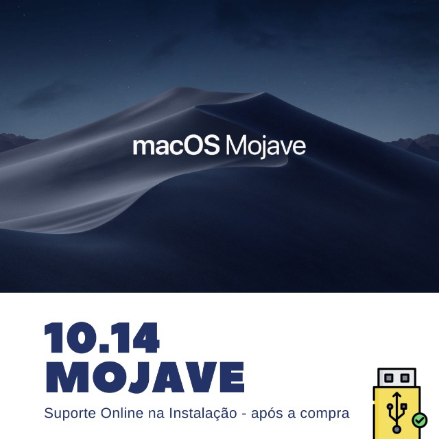 Pendrive Bootável - Apple - todas as versões - Foto 3
