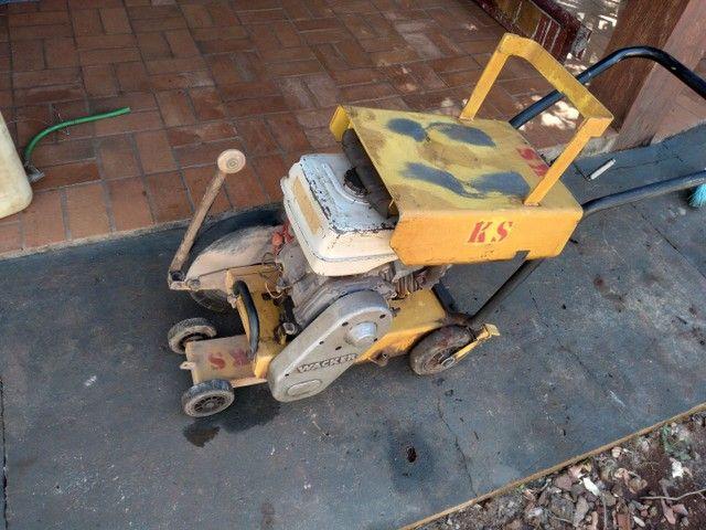 Cortadora de asfalto e pisos - Foto 6