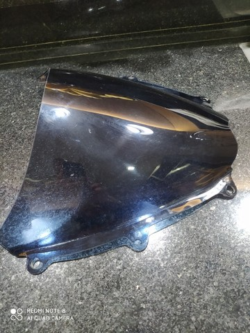 Bolha fumê Suzuki srad 1000 - Foto 4