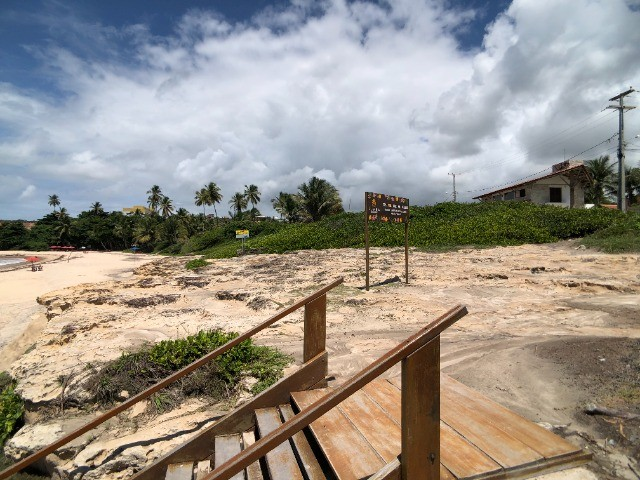 Terreno na praia Tabatinga II - A 150 metros do Mar - Posição Sul - Lote - Foto 15
