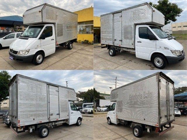 Sprinter 313 Cdi Bau alto e longo DH entrada R$ 4990,00 + 48 X via financeira  - Foto 19