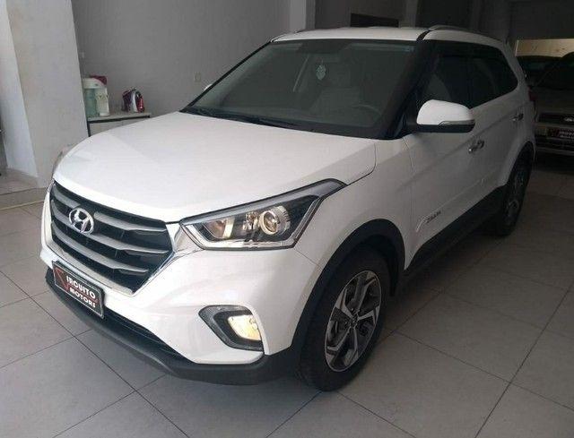 Hyundai Creta 1.6 16V FLEX LIMITED AUTOMÁTICO 2021 4P - Foto 2