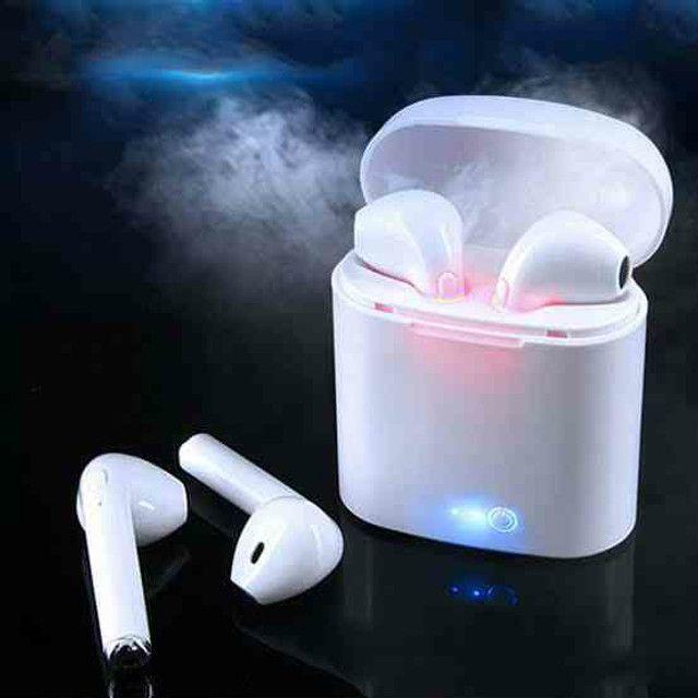 Fone i7s Bluetooth: - Fone de ouvido sem fio - Foto 3