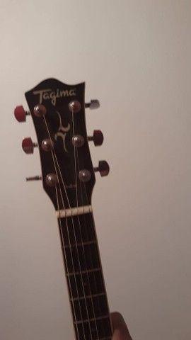Vendoou troco  por outro  violão  folk  do mesmo  nivel ou melhor dou um volta dependendo  - Foto 2