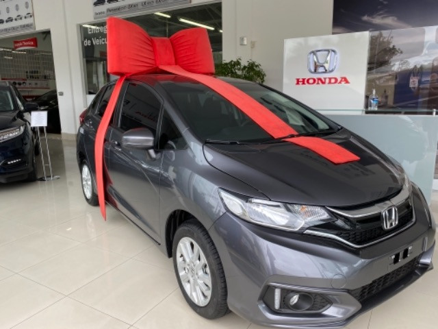 Honda fit zero emplacado 2020 - Foto 4