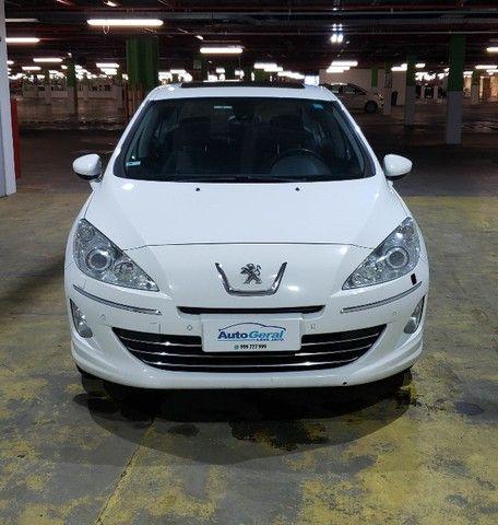 Peugeot 408 Griffe THP 1.6 2013 (Todas as revisões em concessionária)