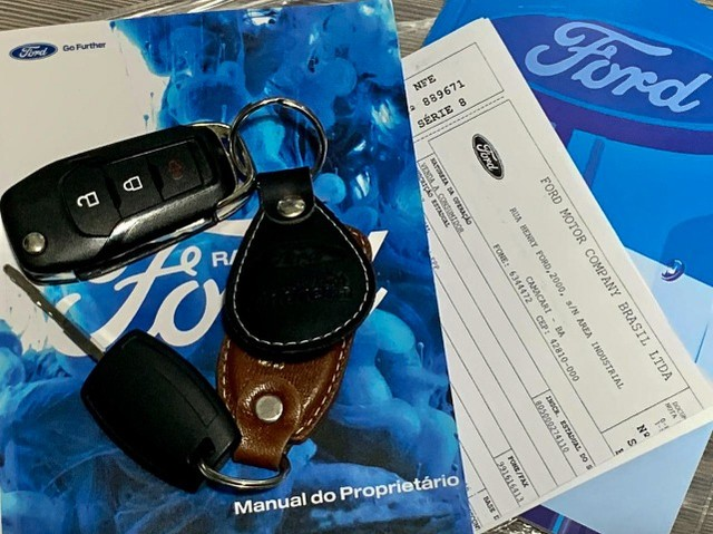 Ford Ranger 2.2 XLS 4x4 Diesel Auto 2020/2020 - Foto 11