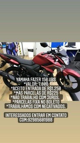 Yamaha Fazer 150