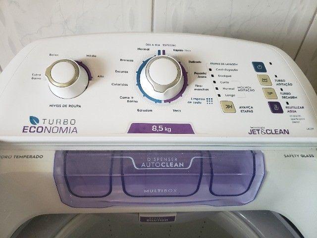 Máquina de lavar 8,5kg - Foto 3
