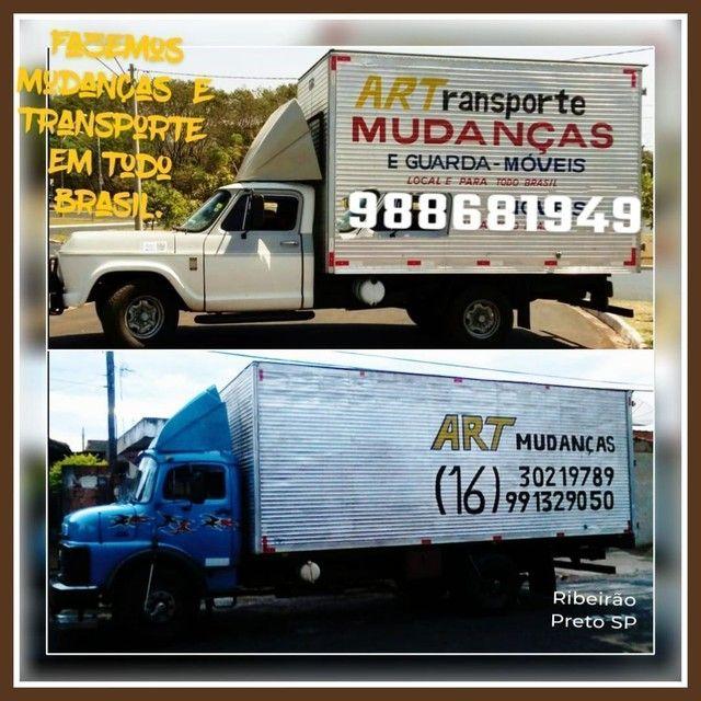 MUDANÇAS E CARRETOS ARTransporte