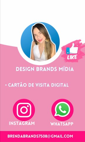 CARTÃO DE VISITA DIGITAL  - Foto 3