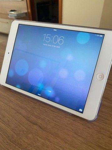 Vendo ou troco Ipad mini  - Foto 2