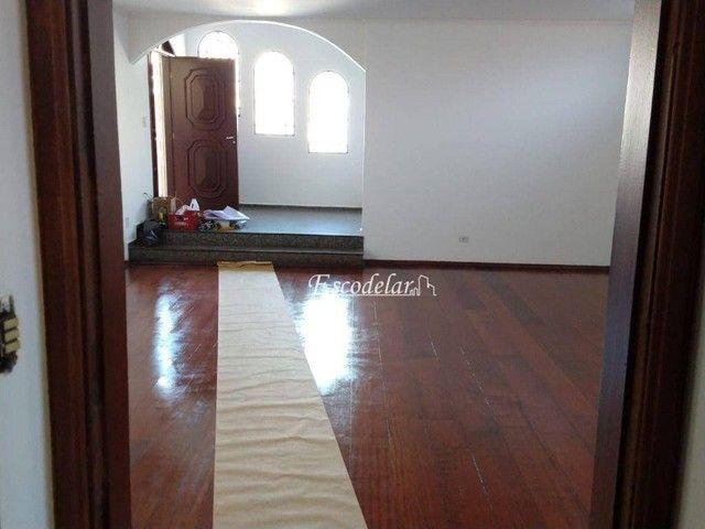 Sobrado com 4 dormitórios para alugar, 400 m² por R$ 7.500,00/mês - Casa Verde (Zona Norte - Foto 3