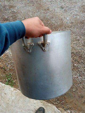 Tacho de alumínio  - Foto 2
