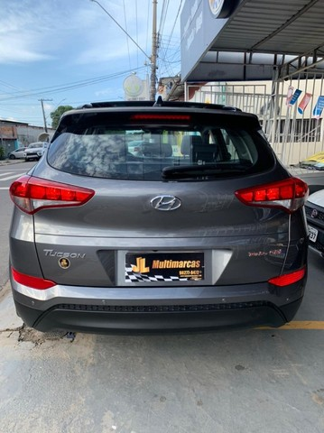 ? Hyundai Tucson GLS 1.6 Turbo Ano 19/20 - Foto 5