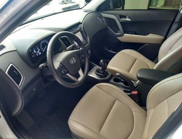 Hyundai Creta 1.6 16V FLEX LIMITED AUTOMÁTICO 2021 4P - Foto 10